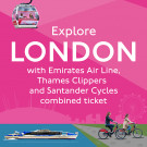 Explore London Combined Ticket