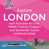 Explore London Combined Ticket
