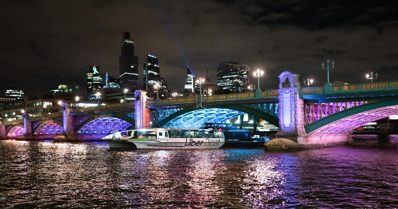 Illuminated River Official Boat Tour